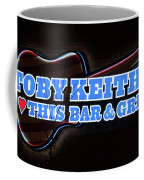 Toby Keith's Coffee Mug