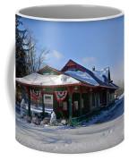 Tobyhanna Train Station Coffee Mug