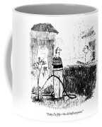 Today I'm Fifty - The Old Halfway Point Coffee Mug
