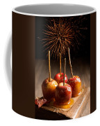 Toffee Apples Group Coffee Mug by Amanda Elwell