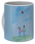 Together Flying Coffee Mug