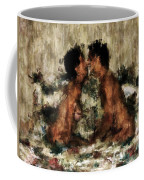 Together Coffee Mug by Kurt Van Wagner