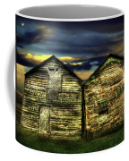 Together Until The End Coffee Mug by Thomas Young