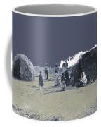 Tohono O'odham Dwelling Circa 1885-2013 Coffee Mug