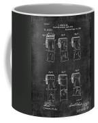 Toilet Paper Patent 040 Coffee Mug
