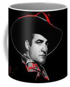 Tom Mix Portrait  C.1925 Coffee Mug
