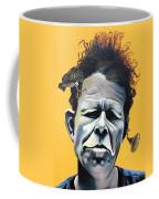 Tom Waits - He's Big In Japan Coffee Mug