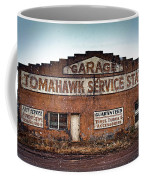 Tomahawk Garage Coffee Mug