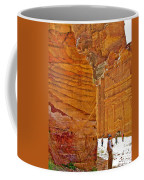 Tomb 67 In Petra-jordan Coffee Mug