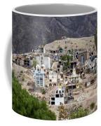 Tombs And Crosses Maimara Argentina Coffee Mug