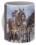 Tombstone Mules Coffee Mug