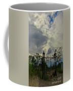 Tombstone Picture Perfect Halloween Image Coffee Mug