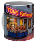 Tom's Restaurant Coffee Mug