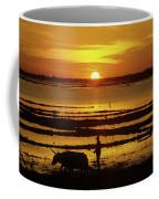 Tonle Sap Sunrise 01 Coffee Mug
