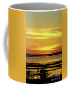 Tonle Sap Sunrise 02 Coffee Mug