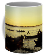 Tonle Sap Sunrise 05 Coffee Mug