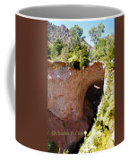Tonto Natural Bridge Coffee Mug