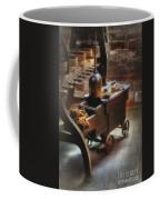 Tool Cart Coffee Mug
