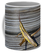 Toothpick Grasshopper Coffee Mug
