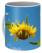 Top-heavy Coffee Mug