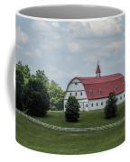 Top Notch Classic Barn Coffee Mug