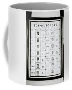 Top Notchers Coffee Mug