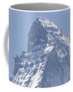 Top Of A Snow-capped Mountain Coffee Mug
