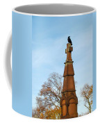 Top Of The Cross Coffee Mug