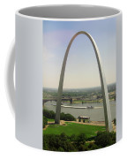 Top Of The Riverfront Coffee Mug