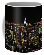 Top Of The Rock Coffee Mug