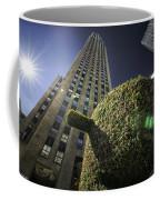 Top Of The Rock Coffee Mug