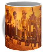 Top Of The Rock Observation Deck Coffee Mug