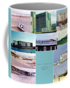 Topsail Island Images From The Past Coffee Mug