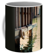 Torch River Bayou Coffee Mug by Michelle Calkins