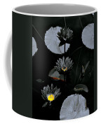 Torchlight Water Flowers Coffee Mug