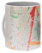 Torn To Red Line  Coffee Mug