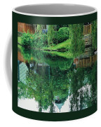 Reflections On Toronto Island Coffee Mug