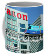 Toronto Airport Shuttle Coffee Mug