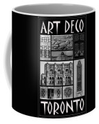 Toronto Art Deco 1 Coffee Mug