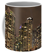 Toronto Condos On A Cold Winter Night Coffee Mug
