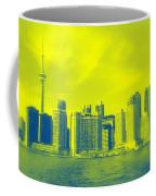 Toronto Downtown View Coffee Mug