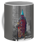 Toronto Flat Iron Building Version 2 Coffee Mug