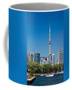 Toronto Harbour Coffee Mug