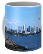 Toronto Ontario Canada Skyline Coffee Mug