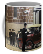 Toronto Traffic Cop 1912 Coffee Mug