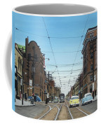 Toronto Yonge And Bloor 1954 Coffee Mug