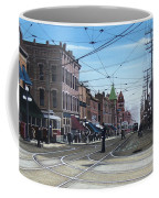 Toronto Yonge And College 1916 Coffee Mug