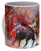 Toroscape 47 Coffee Mug by Miki De Goodaboom