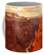Toroweap Point, Grand Canyon, Arizona Coffee Mug