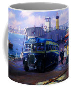 Torpoint Ferry. Coffee Mug